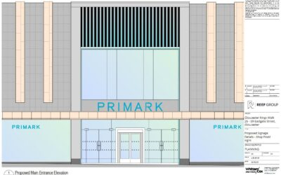 RSG Working On 'Project Primark' In Gloucester