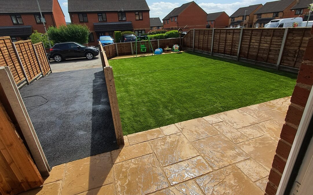 RSG Construction In Gloucester For Landscaping, Driveways & Fencing …