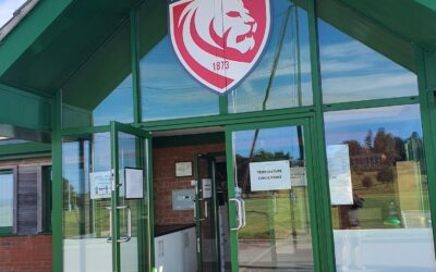 Working For Gloucester Rugby At Hartpury